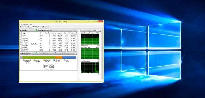 آموزش حل مشکل مصرف زیاد CPU در ویندوز سرور