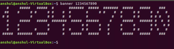 تنظیم متن خوش آمدگویی در لینوکس