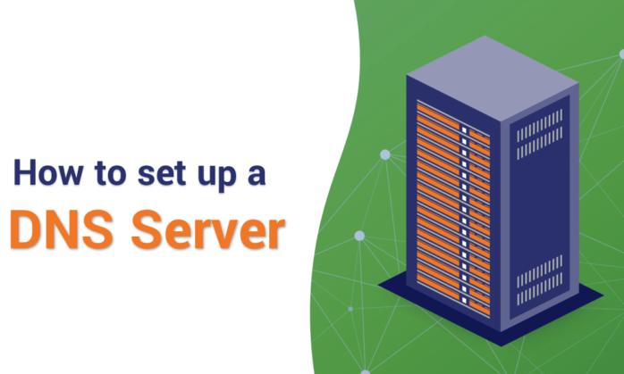 آموزش نصب DNS Server