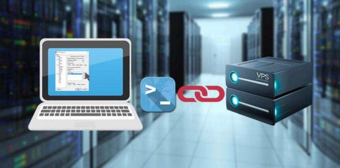 آموزش اتصال به سرور لینوکس