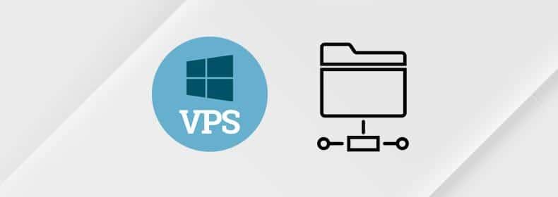 آموزش اتصال درایو ویندوز با سرور مجازی