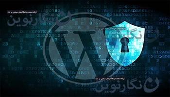 آموزش امنیت وردپرس تامین امنیت در وردپرس