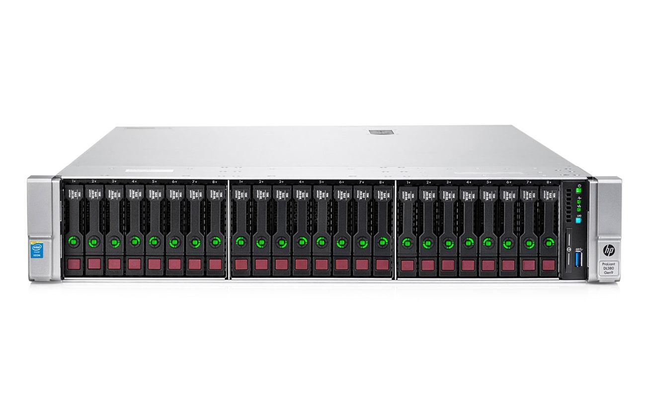 بررسی چراغ های سرور HP ProLiant DL380 G7