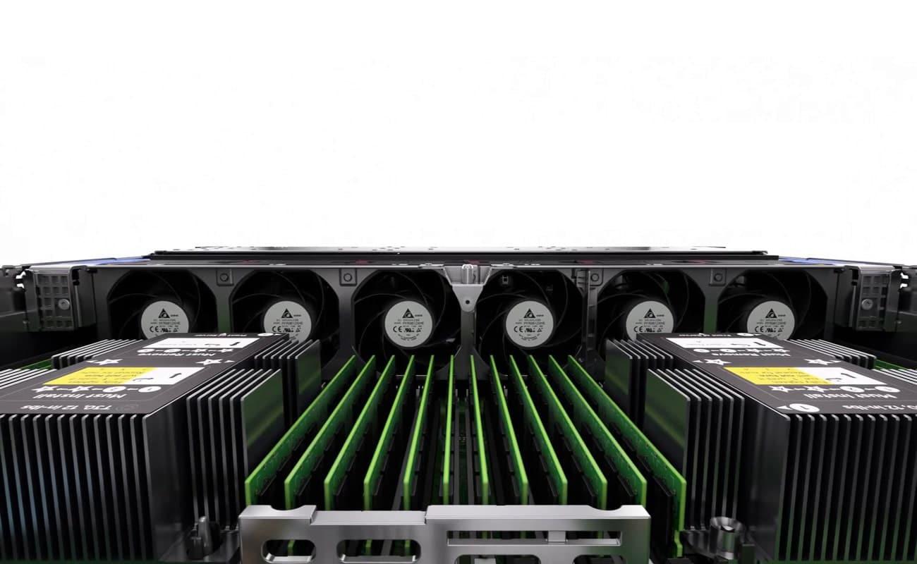 چینش رم ها در سرورهای HP